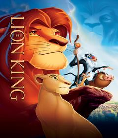 فيلم The Lion King 1994 مترجم