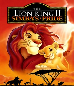 فيلم The Lion King 2: Simba's Pride 1998 مدبلج