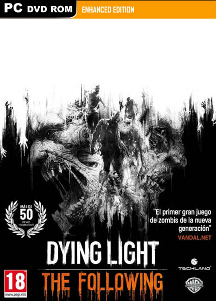 تحميل لعبة Dying Light The Following Enhanced Edition كاملة