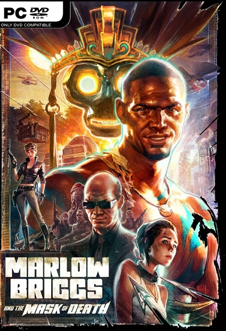 تحميل لعبة Marlow Briggs and the Mask of Death كاملة
