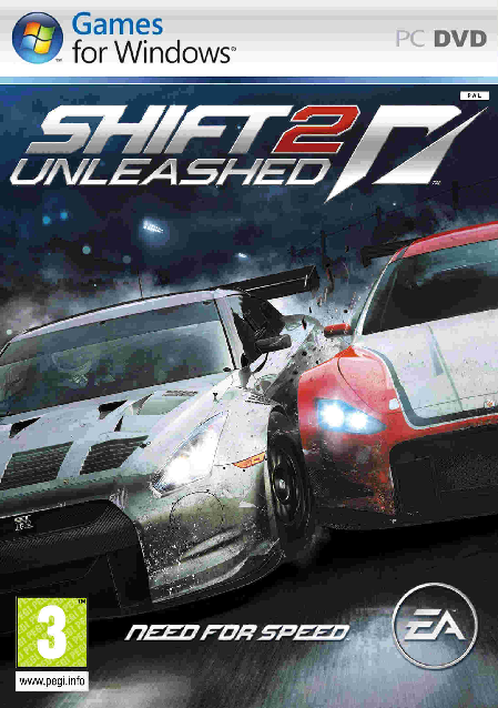 تحميل لعبة Need for Speed SHiFT 2 Unleashed كاملة