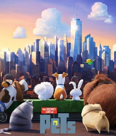 فيلم The Secret Life of Pets 2016 مدبلج