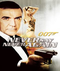 فيلم Never Say Never Again 1983 مترجم