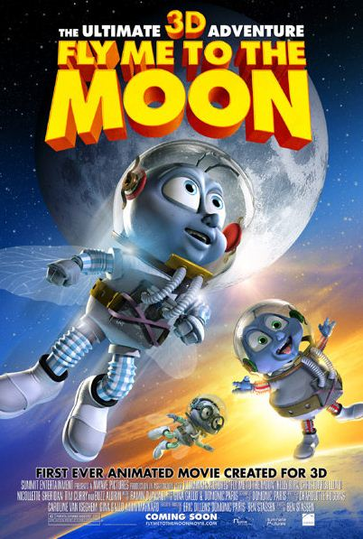 فيلم Fly Me to the Moon 3D 2008 مدبلج