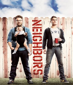 فيلم Neighbors 2014 مترجم