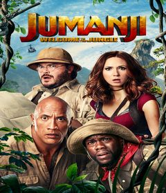 فيلم Jumanji: Welcome to the Jungle 2017 مترجم