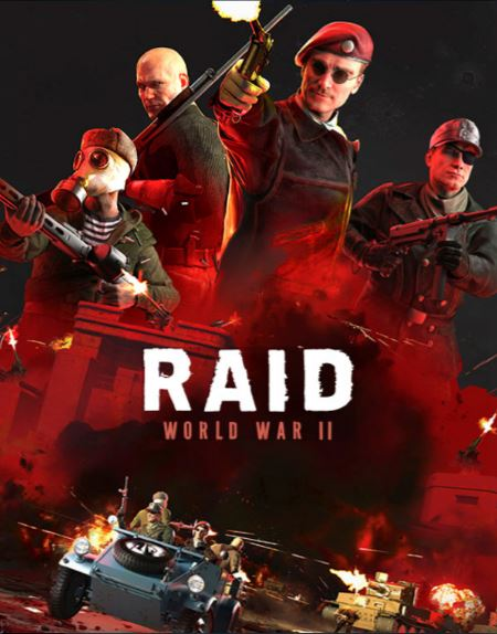 تحميل لعبة RAID: World War II The Countdown Raid كاملة