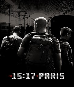 فيلم The 15:17 to Paris 2018 مترجم