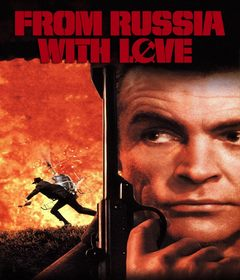 فيلم From Russia with Love 1963 مترجم