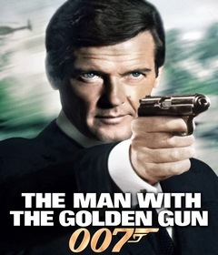 فيلم The Man with the Golden Gun 1974 مترجم