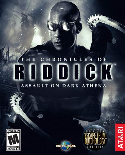 تحميل لعبة The Chronicles of Riddick: Assault on Dark Athena كاملة