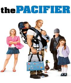 فيلم The Pacifier 2005 مدبلج