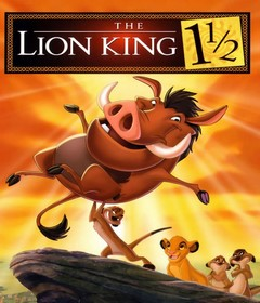 فيلم The Lion King 1/2 2004 مدبلج