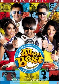 فيلم All the Best: Fun Begins 2009 مدبلج
