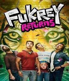 فيلم Fukrey Returns 2017 مدبلج