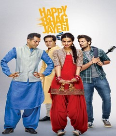 فيلم Happy Bhaag Jayegi 2016 مدبلج