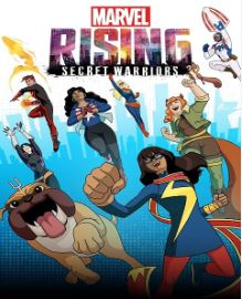 فيلم Marvel Rising: Secret Warriors 2018 مترجم