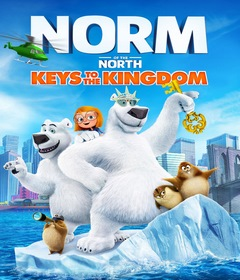 فيلم Norm of the North: Keys to the Kingdom 2018 مترجم
