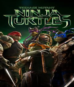 فيلم Teenage Mutant Ninja Turtles 2014 مترجم