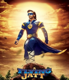 فيلم A Flying Jatt 2016 مدبلج