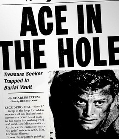 فيلم Ace in the Hole 1951 مترجم