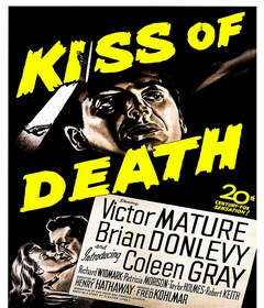 فيلم Kiss of Death 1947 مترجم