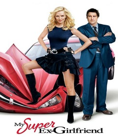 فيلم My Super Ex-Girlfriend 2006 مدبلج
