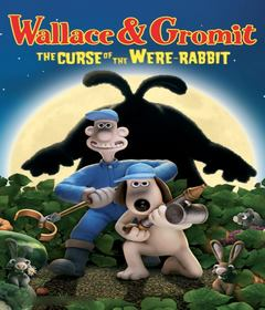 فيلم The Curse of the Were-Rabbit 2005 مترجم