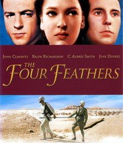 فيلم The Four Feathers 1939 مترجم