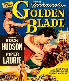 فيلم The Golden Blade 1953 مترجم