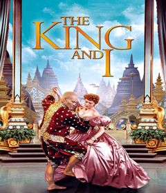 فيلم The King and I 1956 مترجم