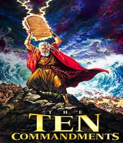 فيلم The Ten Commandments 1956 مترجم