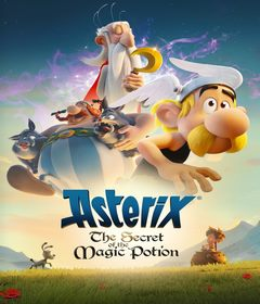 فيلم Asterix: The Secret of the Magic Potion 2018 مترجم