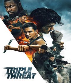 فيلم Triple Threat 2019 مترجم