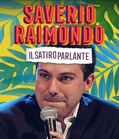عرض Saverio Raimondo: Il Satiro Parlante 2019 مترجم