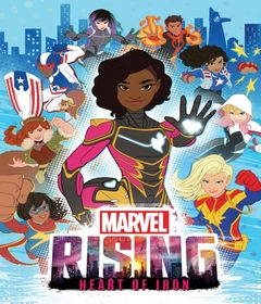 فيلم Marvel Rising: Heart of Iron 2019 مترجم