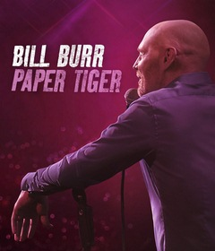 عرض Bill Burr: Paper Tiger 2019 مترجم