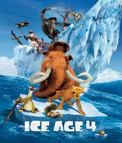 فيلم Ice Age: Continental Drift 2012 مترجم