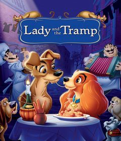 فيلم Lady and the Tramp 1955 مدبلج