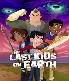 فيلم The Last Kids on Earth 2019 مدبلج