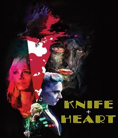 فيلم Knife+Heart 2018 مترجم