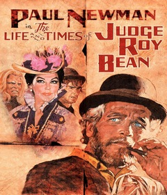 فيلم The Life and Times of Judge Roy Bean 1972 مترجم