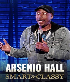 عرض Arsenio Hall: Smart and Classy 2019 مترجم