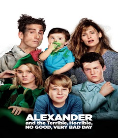 فيلم Alexander and the Terrible, Horrible, No Good, Very Bad Day 2014 مدبلج