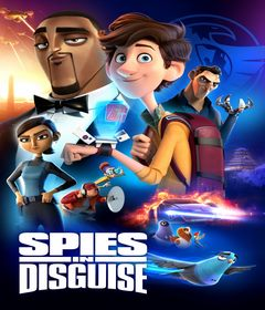 فيلم Spies in Disguise 2019 مدبلج