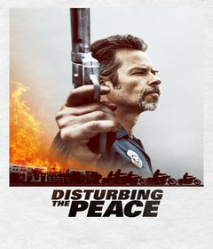 فيلم Disturbing the Peace 2020 مترجم