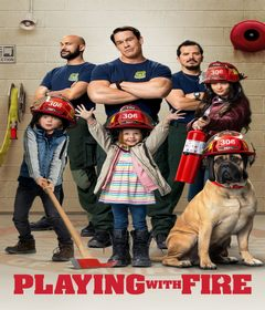 فيلم Playing with Fire 2019 مترجم
