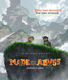 فيلم 2019 Made in Abyss Movie 1: Tabidachi no Yoake مترجم