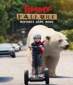 فيلم Timmy Failure: Mistakes Were Made 2020 مترجم