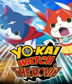 فيلم Yo-kai Watch: The Movie 2014 مدبلج